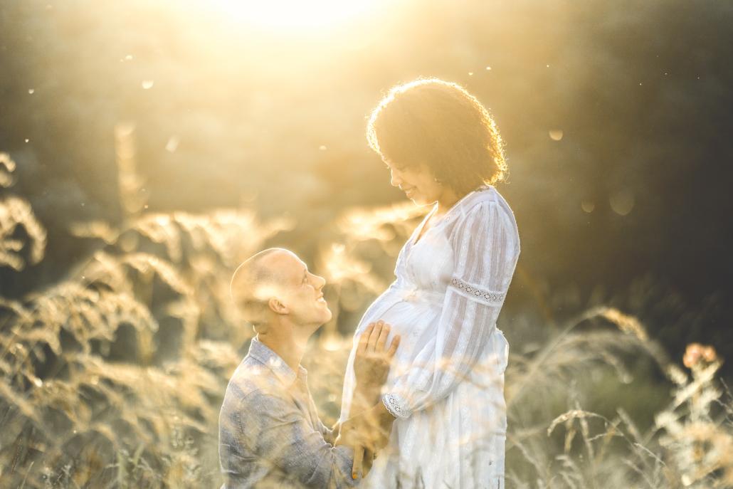 Zwangerschaps shoot 1